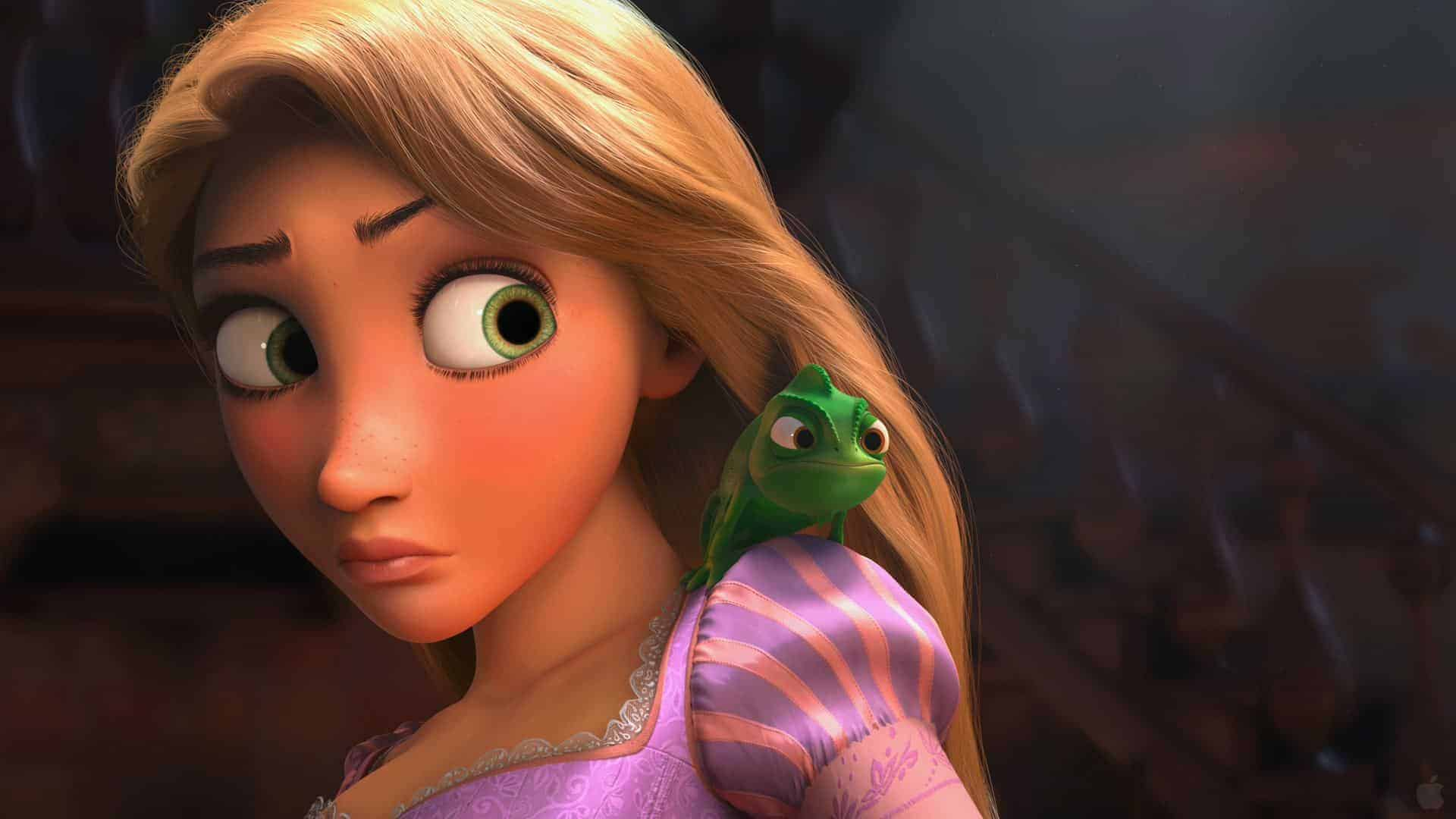 Pascal from Tangled