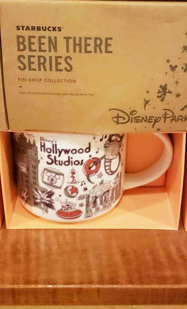 Hollywood Studios Starbucks Been There Series Mug