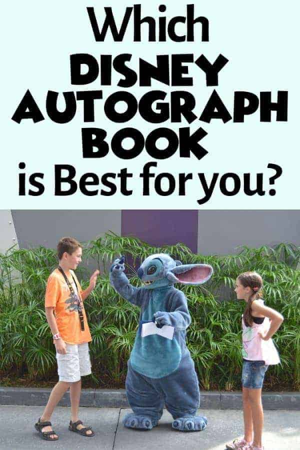 Which Disney Autograph Book is Best?