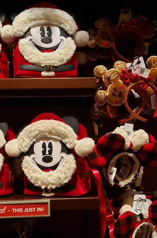 Disney Mickey Ears for Christmas