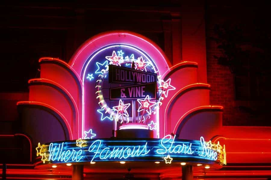 Disney Dine Hollywood & Vine