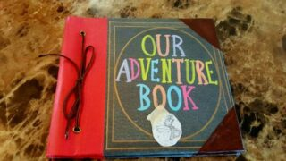 Our Adventure Autograph Book