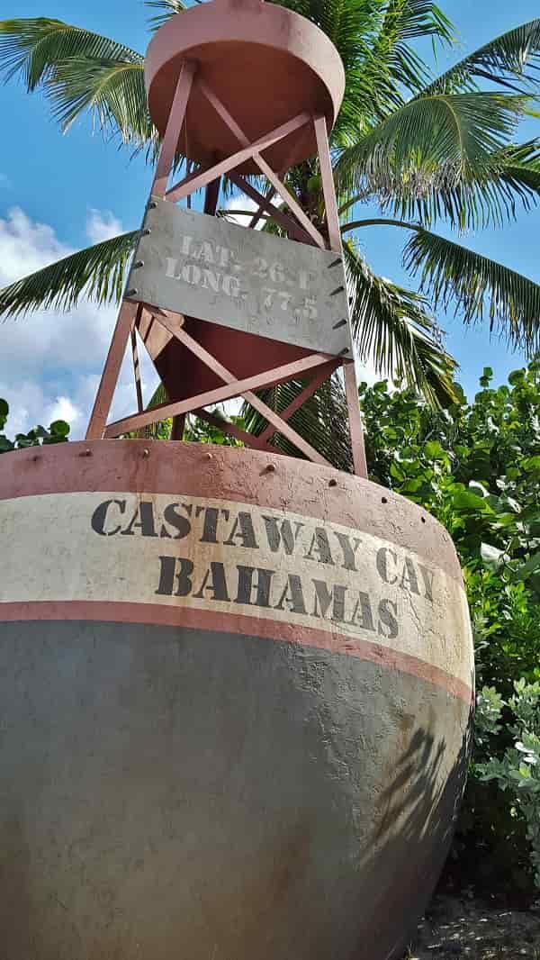 Castaway Cay Location