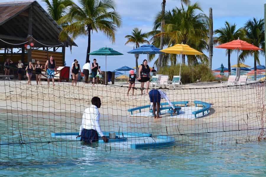 Castaway Cay Stingray Encounter