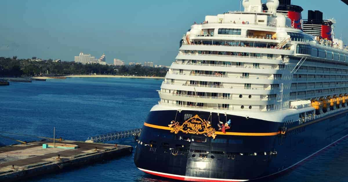 Disney Cruise Line Information