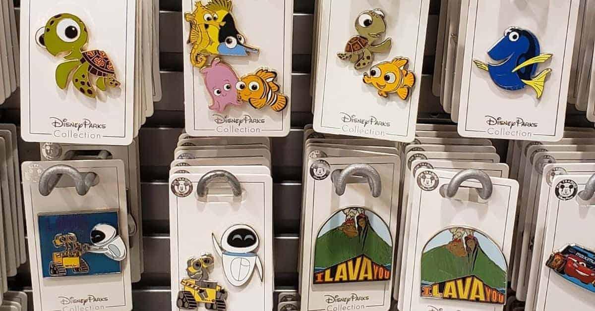 Popular Disney Pins