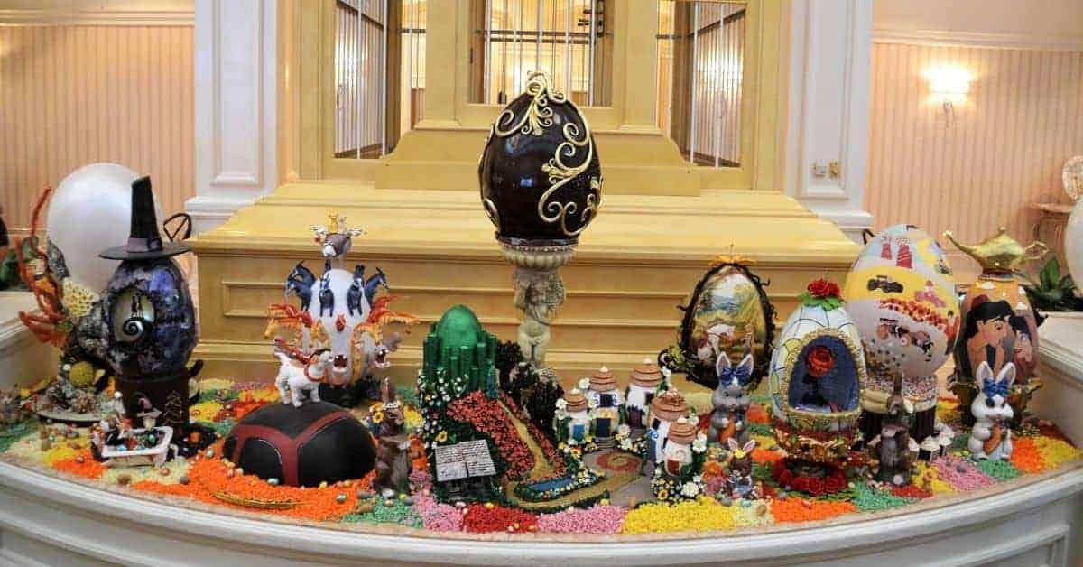 Spending Easter in Disney World