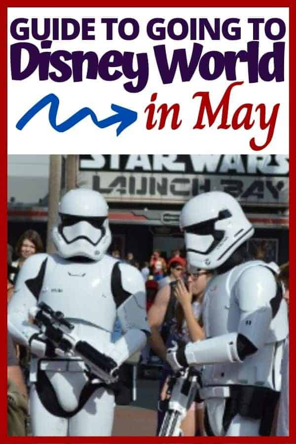 Guide to going to Disney World in May