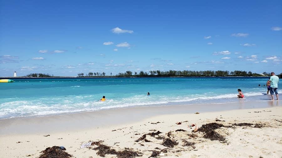 Junkanoo Beach Bahamas