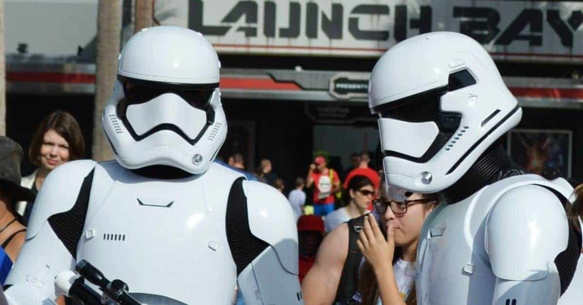 Star Wars May the 4th Day in Hollywood Studios