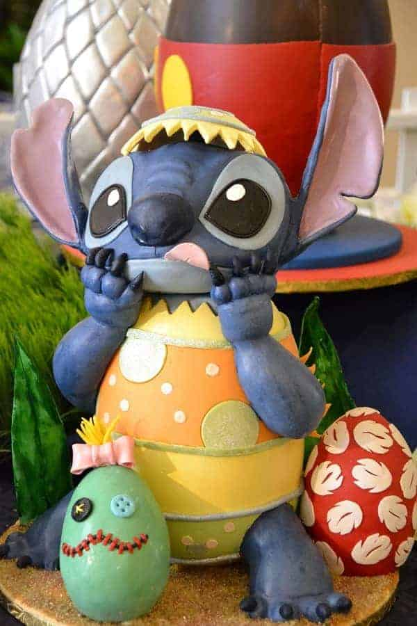 Stitch Easter Egg