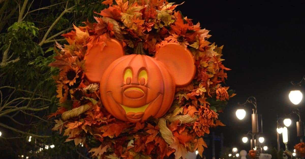 Disney Halloween Party