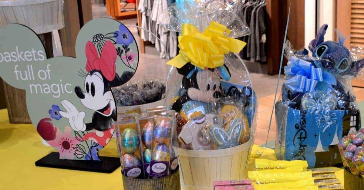 Disney Easter Baskets