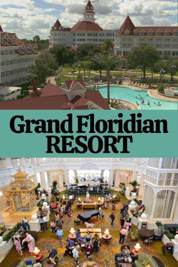 Disney World Grand Floridian Resort