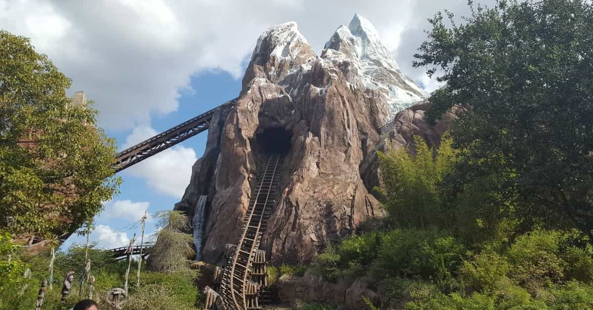 Expedition Everest Ride in AK