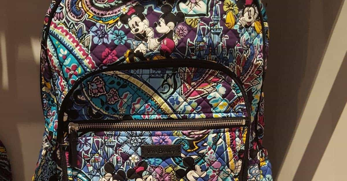 Disney Vera Bradley Backpack
