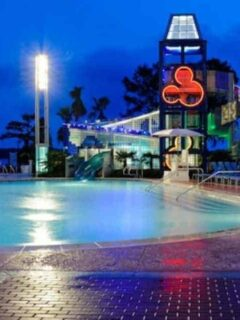 Disney Resort Movie Nights