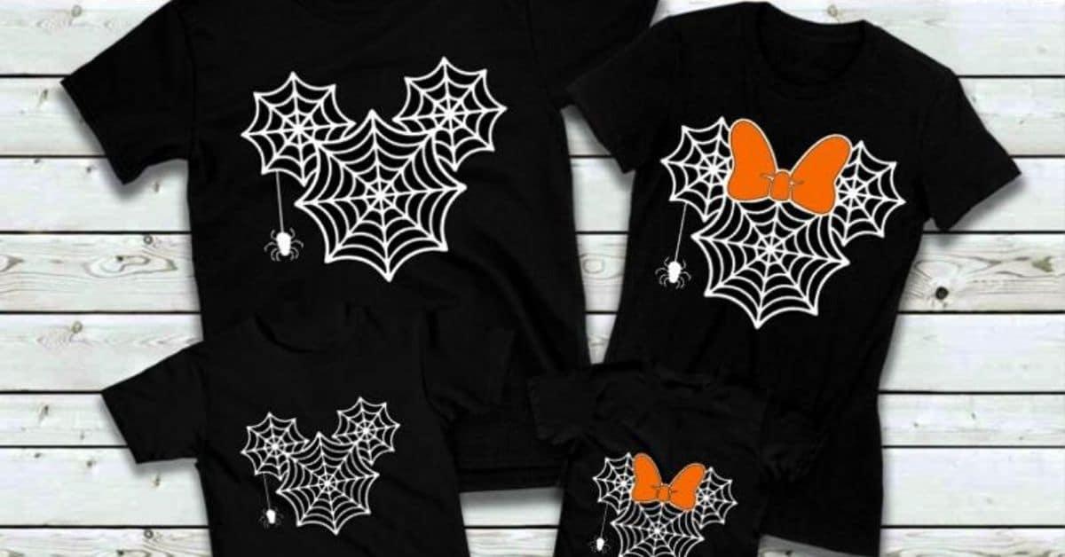 Disney Halloween Shirts for Family