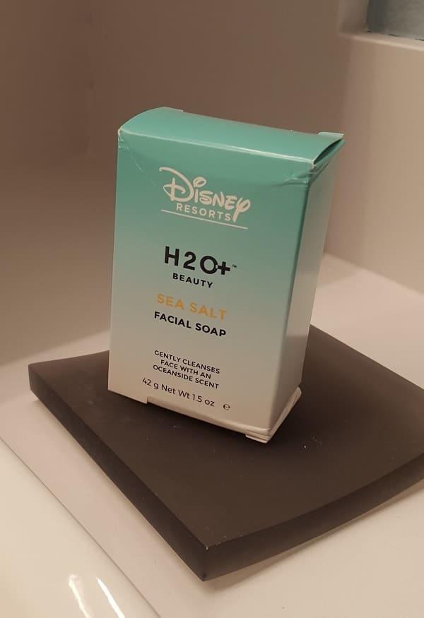 Disney H20 Free Soap
