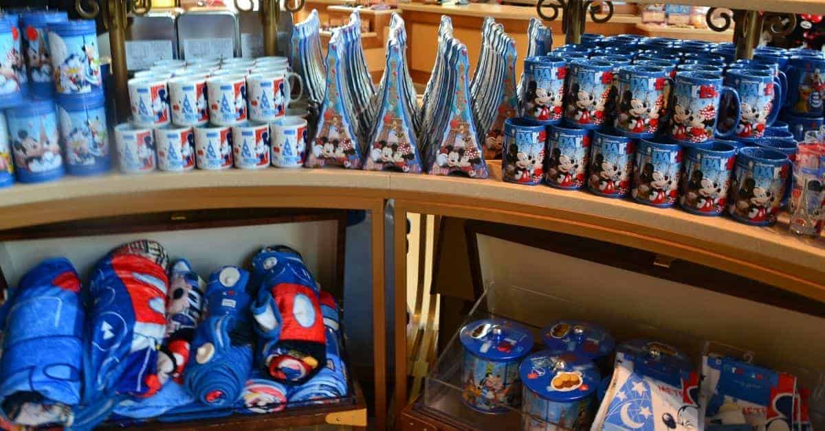 Disneyland Paris Souvenirs