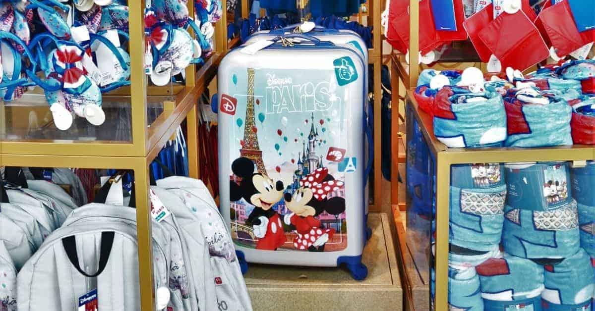 Disneyland Paris Merch