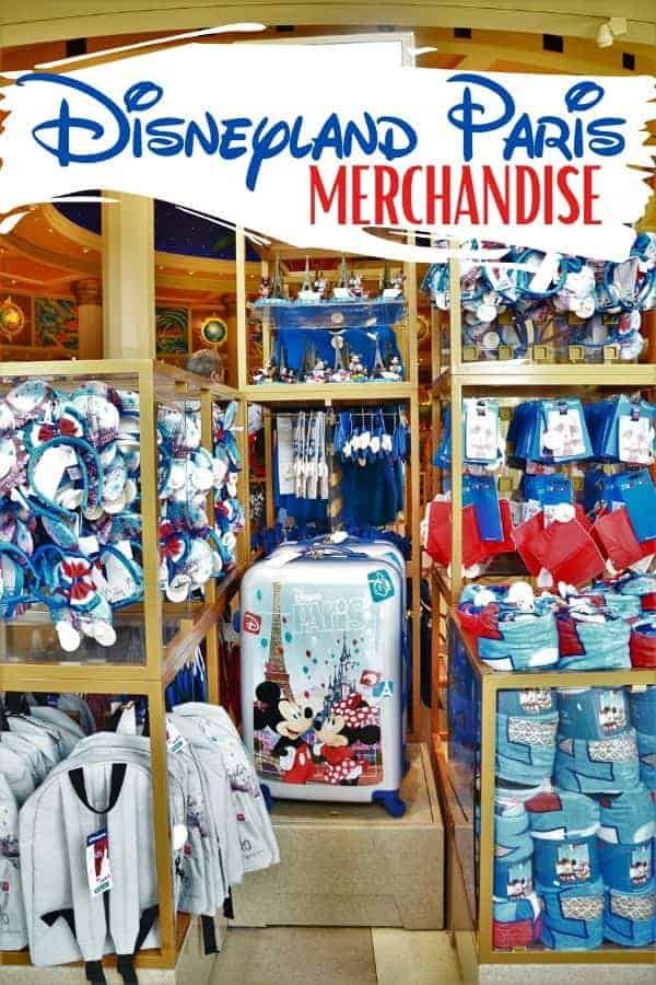 Disneyland Paris Merchandise