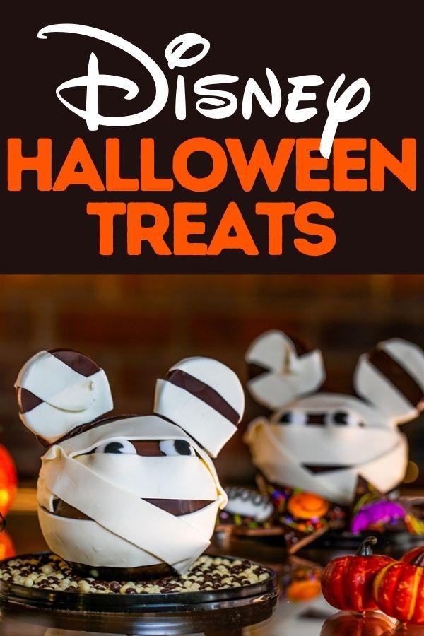 Disney Halloween Treats