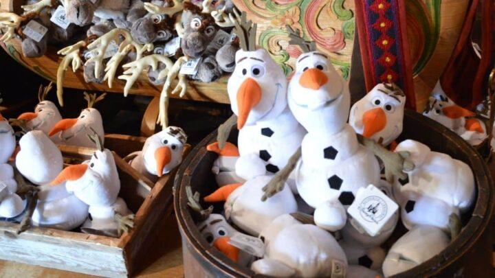 Disney Snowmen