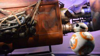 Inside Star Wars Launch Bay