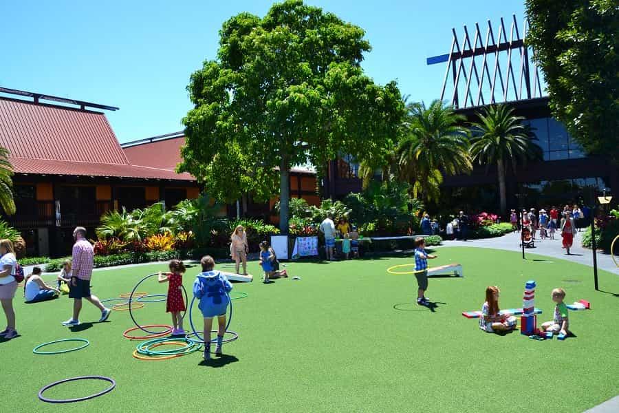 Polynesian Resort Activities