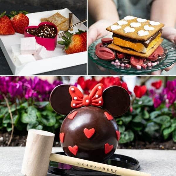 Valentine's Day Treats at Disney World