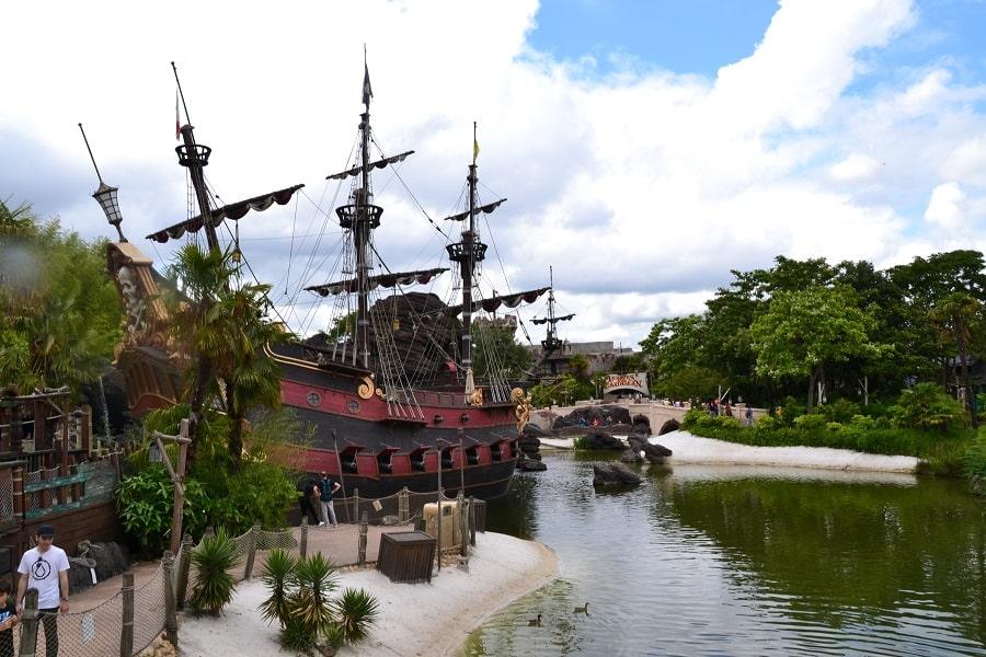 La Plage des Pirates (Pirates Beach)
