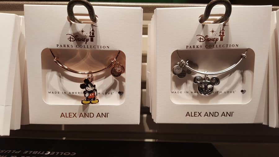 Alex & Ani Stackable Disney Bracelets