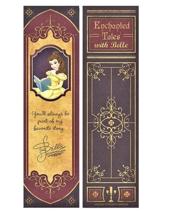 Princess Belle Bookmarks