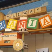 Toy Story Mania Ride