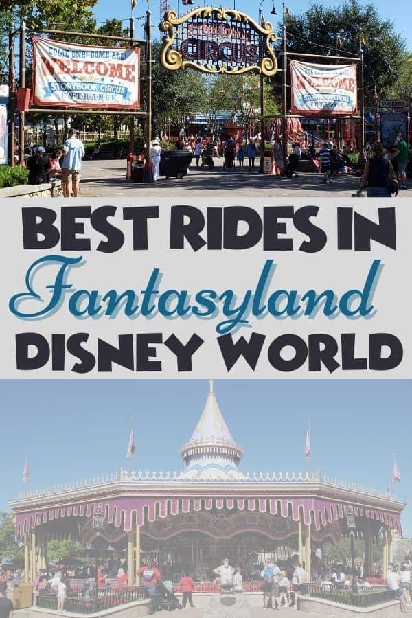 Best Rides in Fantasyland