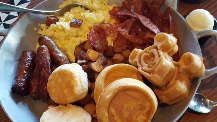 Breakfast Buffets at Disney
