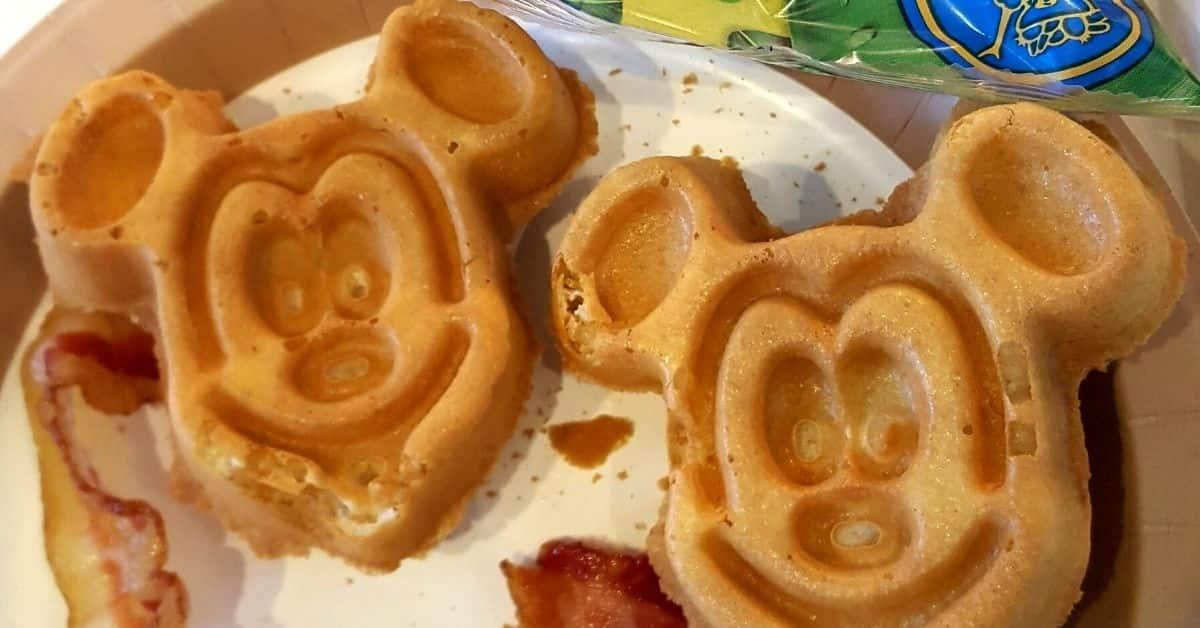 Breakfast at Disney