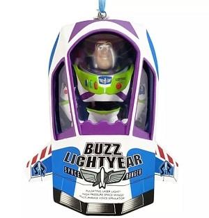 Buzz Light Year Ornament