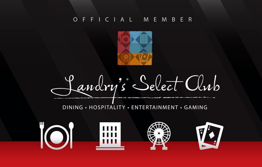 landry's card