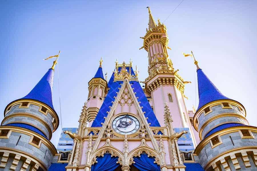 2020 Cinderella Castle