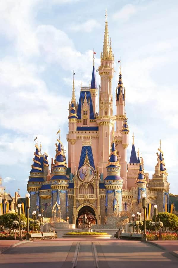 Cinderella castle 2021