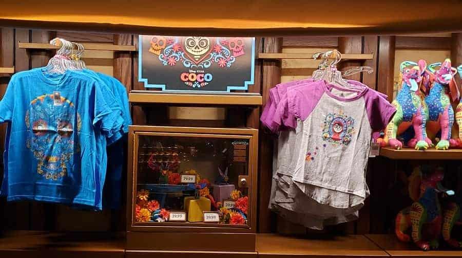 COCO Souvenirs at Disney