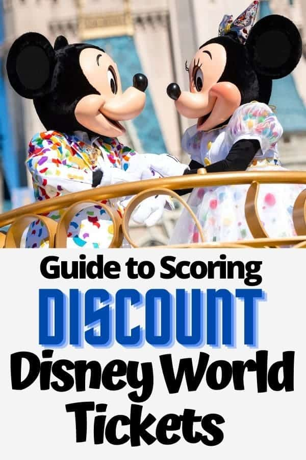 Guide to Getting Discount Disney Tickets