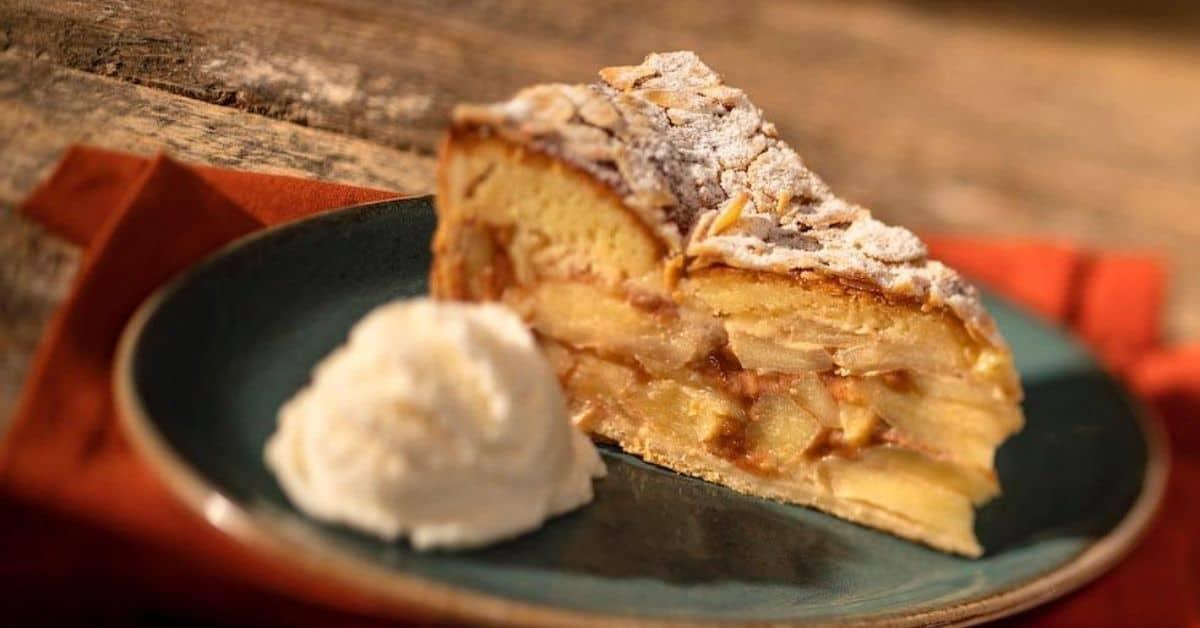 Disney Apple Pie Recipe
