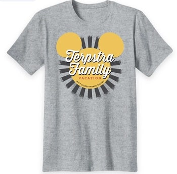 Custom Disney Shirts from ShopDisney