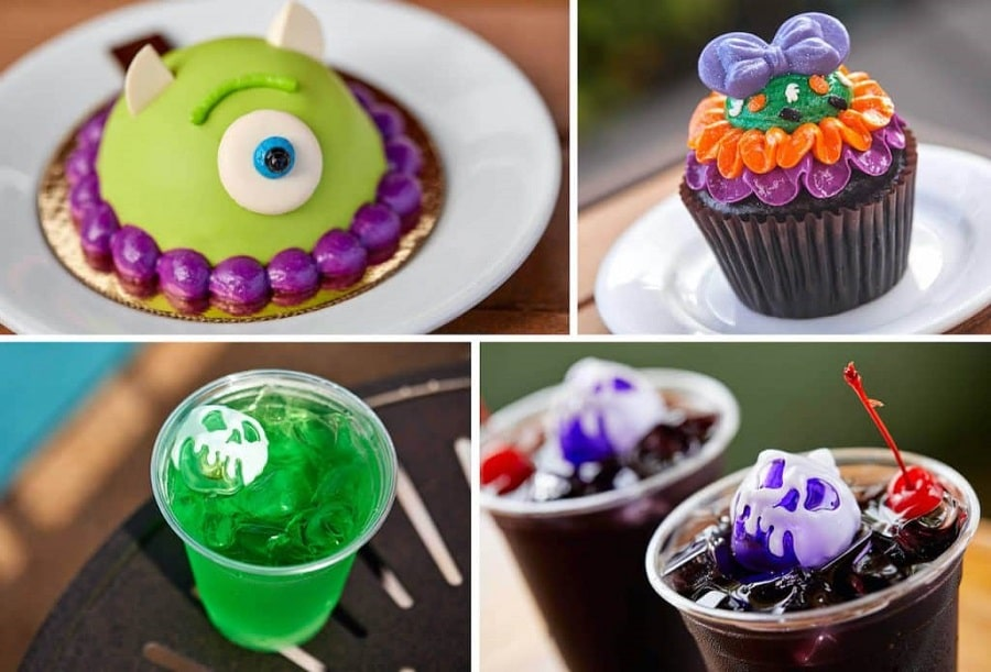 Disney Halloween Resort Treats