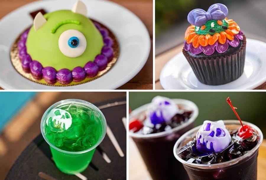 Disney Halloween Resort Treats