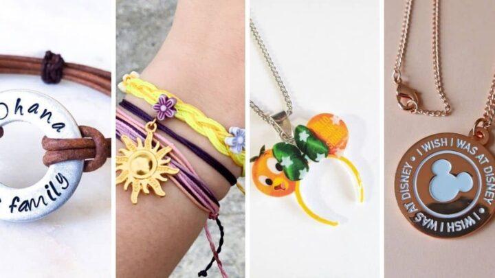 Disney Inspired Jewelry