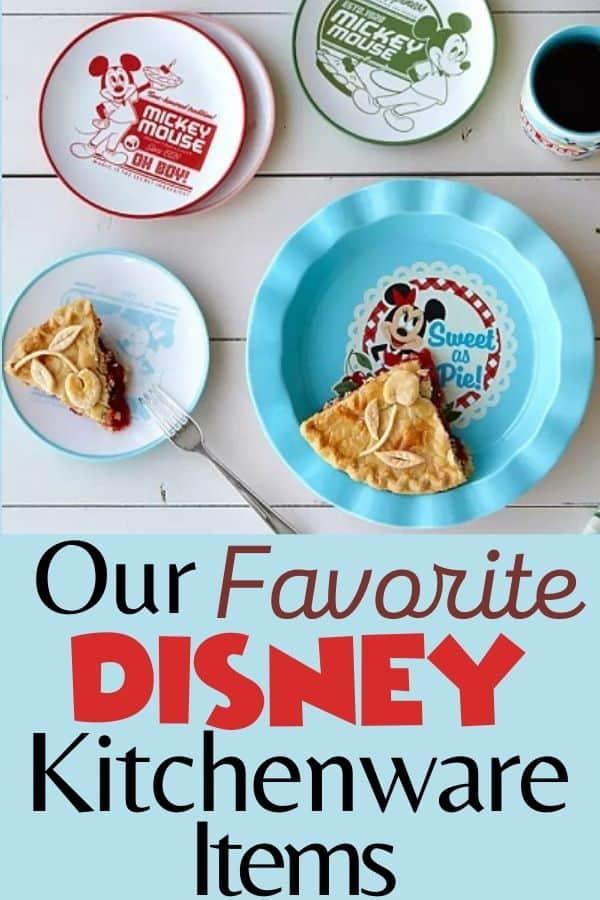 Favorite Disney Kitchenware Items
